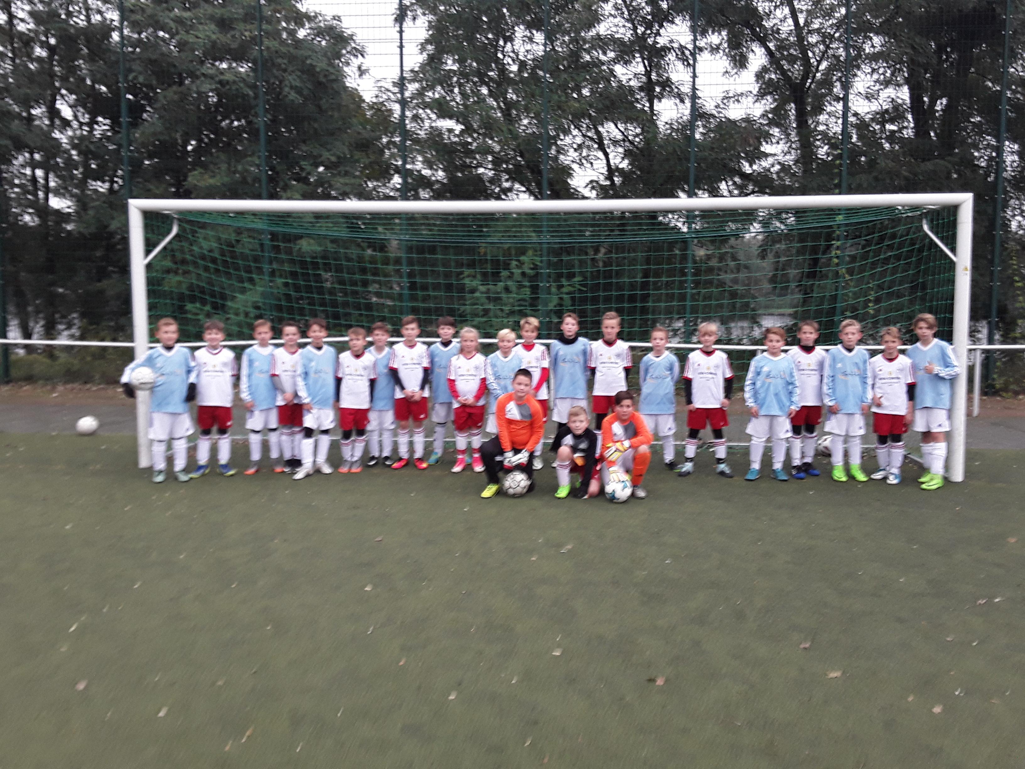 1. Runde des Hauptmann von Köpenick Cup am 10.10.2017