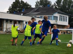 Ketten-Fußball